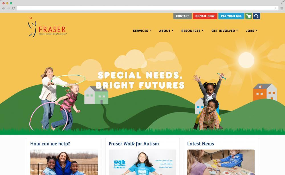 Fraser Website -