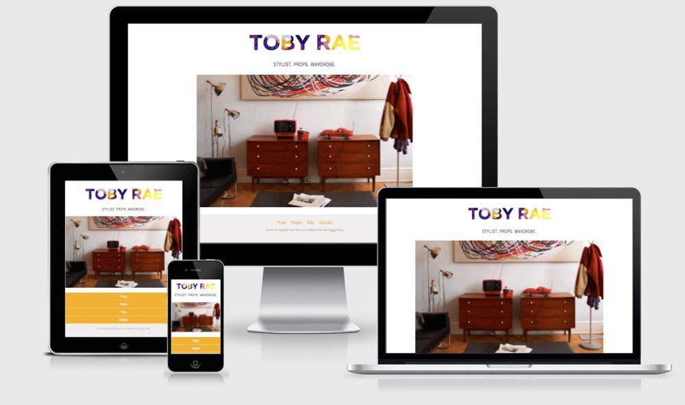 Toby Rae -