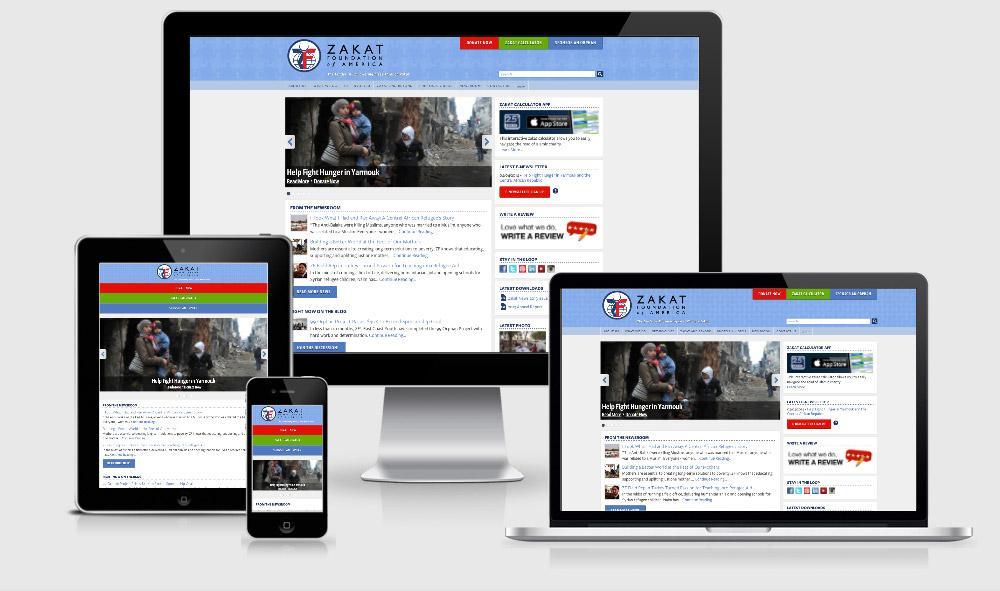 Zakat Foundation of America -