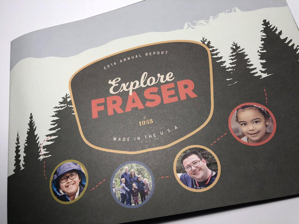 2016 Fraser Annual Report -